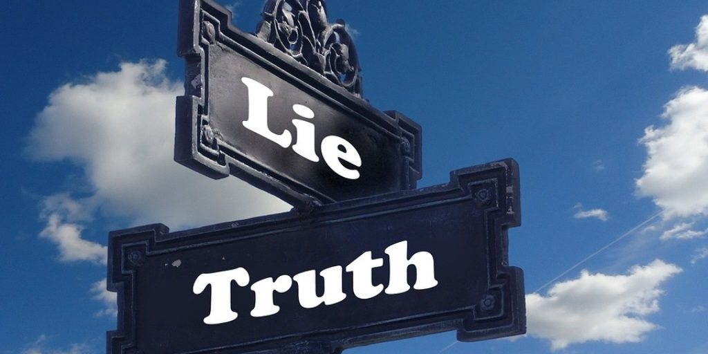 is lying ever appropriate in business?